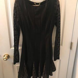 Catherine malandrino size 6 lace dress